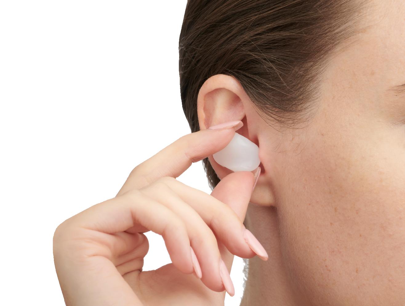 EarHub Sleepwell Silicone 6 Pair